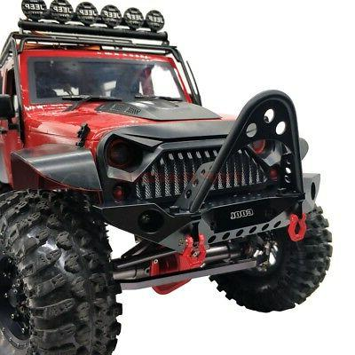 ALLOY FRONT With LED LIGHT Traxxas AXIAL II JEEP