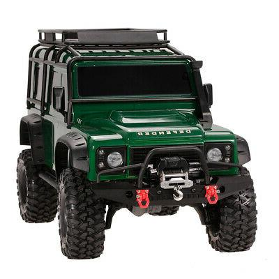 Metal Front Bumper w/ Winch Traxxas RC Crawler