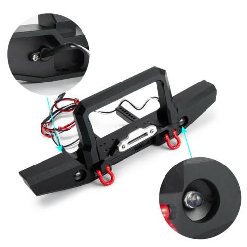 CNC w/ Winch For TRX-4 Crawler US