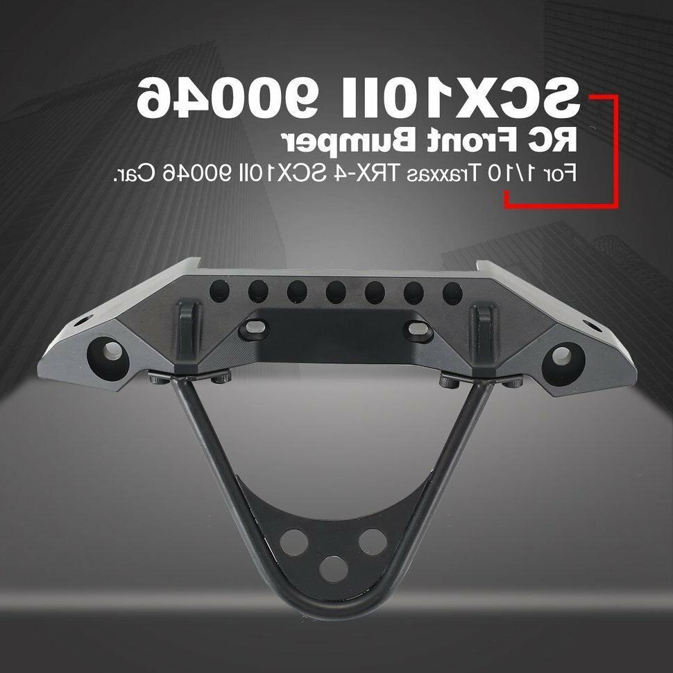 Metal Front Light Traxxas TRX-4 SCX10II Car Parts