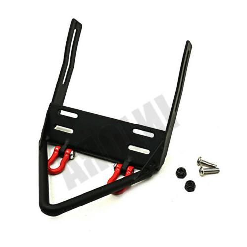 Metal Front Bumper with Winch Mount 1:10 Crawler