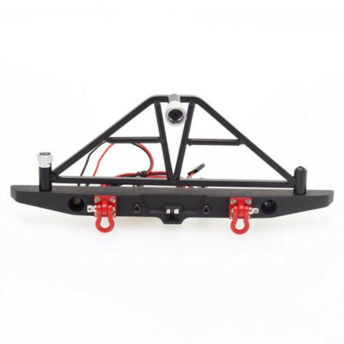 Metal Front Bumper For 1/10 SCX10 Crawler