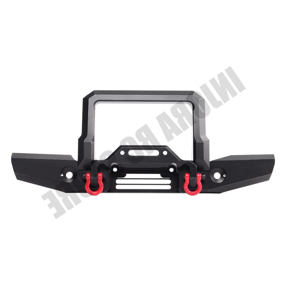 Metal Crawler <font><b>Bumper</b></font> with for 1/10 RC Traxxas Upgrade Parts