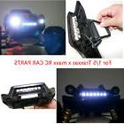 New RC CAR PARTS  Front Bumper LED light headlight bar for 1