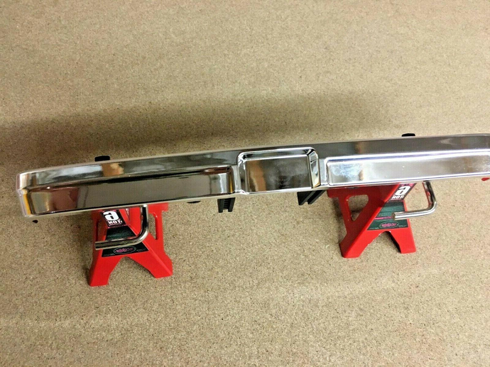 new trx 4 bronco front bumper