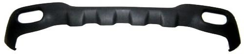 oe replacement ford ranger front bumper valance