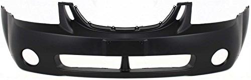 oe replacement kia spectra front bumper cover