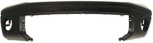 oe replacement toyota tundra pickup front bumper