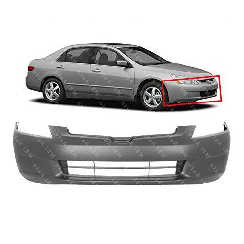 primered front bumper cover fascia for 2003