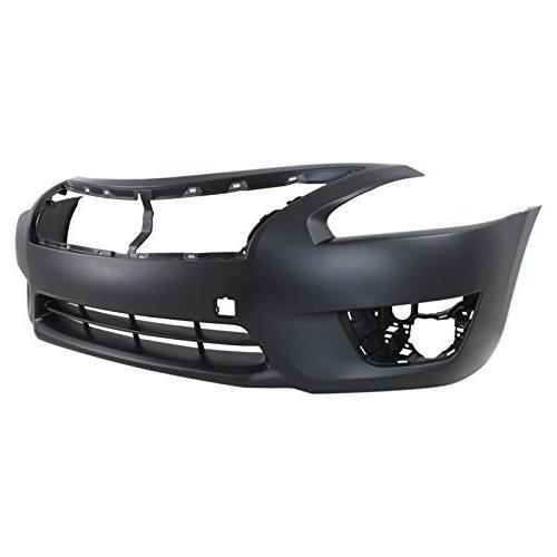 MBI Front Bumper Cover Fascia for Nissan Altima NI1000285