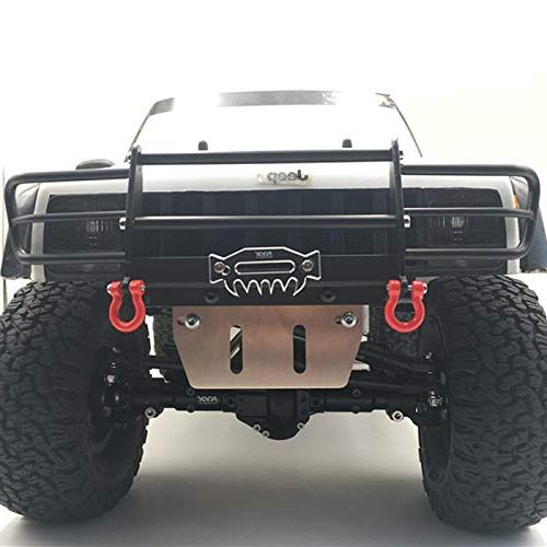 KYX Racing Metal SCX10 II Bumper 1/10 Crawler
