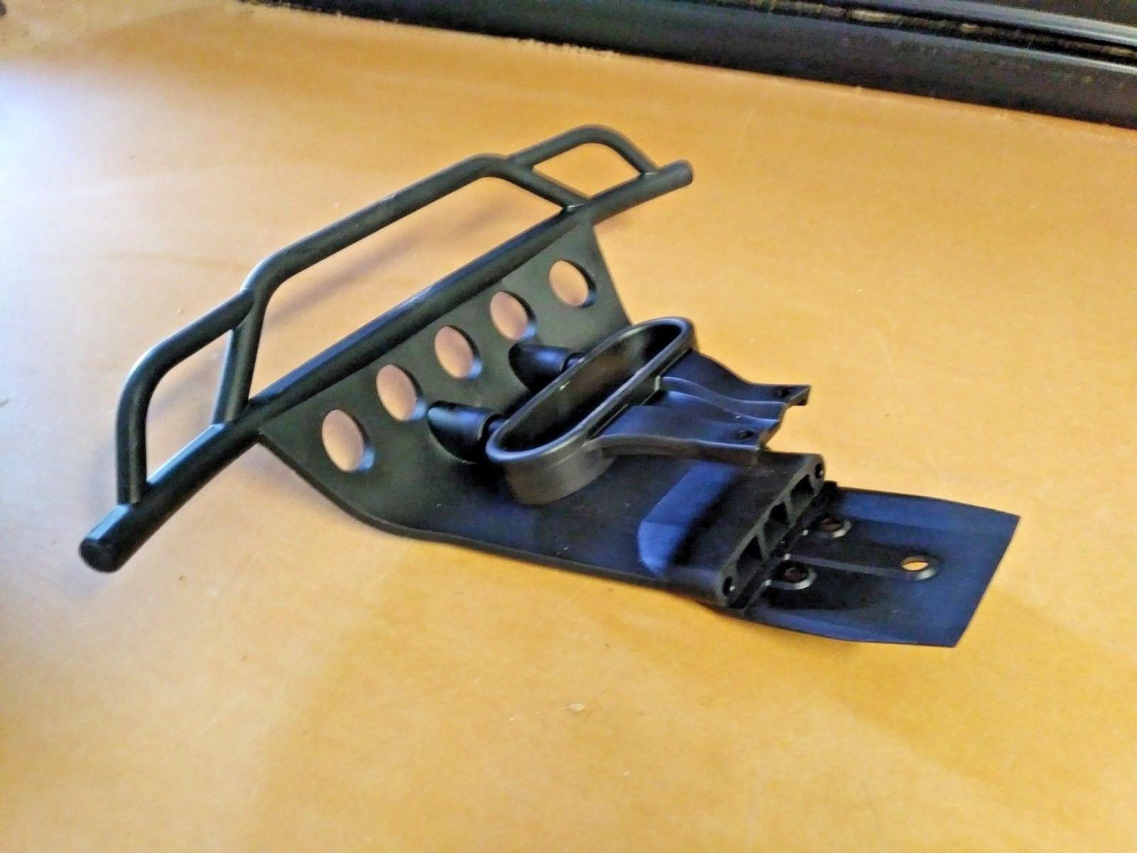 Traxxas Slash 4x4 platinum front bumper New