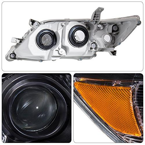 AJP Distributors For Toyota Camry Projector Headlight Upgrade Pair Left Right 11