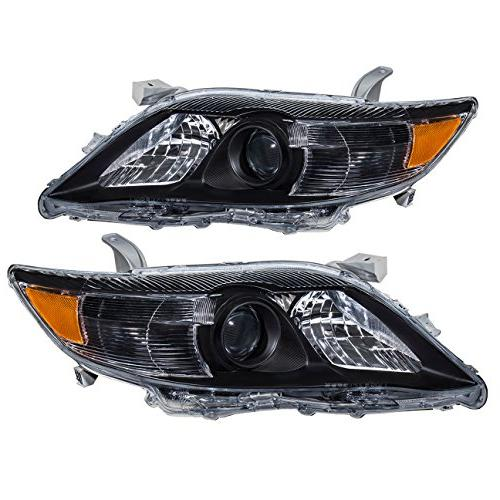 toyota camry xv40 front bumper projector