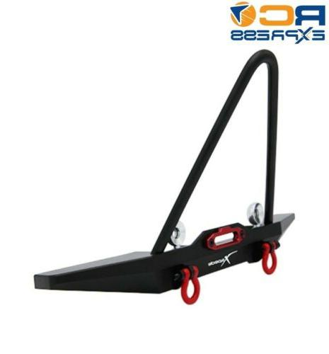 X Spede Traxxas TRX-4 Aluminum Front Winch XPTRXF03EMV01