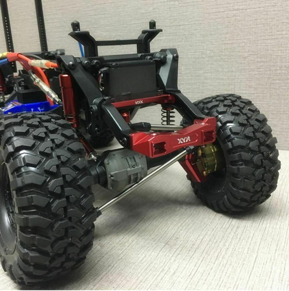 TRX-4 Aluminum Bumper Mount Crawler