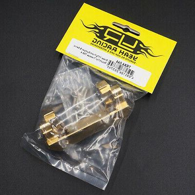 Yeah Brass 117g Servo Mount : TRX-4