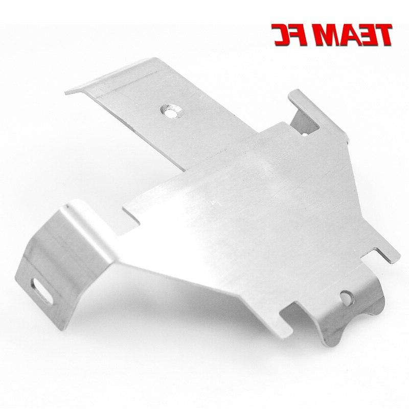 TRX4 2.0 Stainless <font><b>Front</b></font> Lower+Axle+Gearbox Mount Protection Set For RC Crawler <font><b>Trx</b></font>-<font><b>4</b></font>