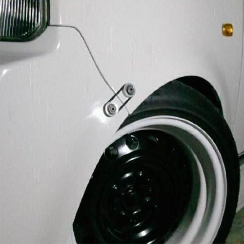 Finish JDM Fastener Kit Car Bumper Lid