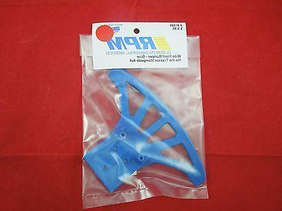RPM WIDE BLUE FRONT BUMPER TRAXXAS STAMPEDE 4x4  VXL 4wd 810