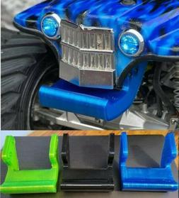 Losi LMT Front Bumper Black Blue or Green