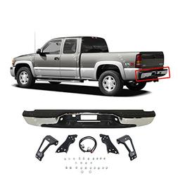 mbi auto new complete chrome rear step