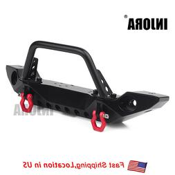 metal front bumper and light for 1