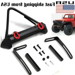 Metal Front Bumper Winch Mount Shackles For Axial SCX10 1/10