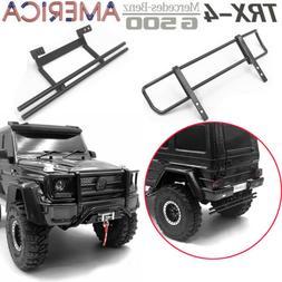 Metal Steel Rear/Front Bumper for Traxxas TRX4 TRX6 Mercedes