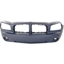 New Evan-Fischer EVA17872021697 Front BUMPER COVER Primed fo