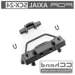 Nylon front bumper set for SCX24 JEEP 1/24 rc car