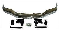OE Replacement GMC Sierra Front Bumper Face Bar