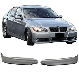 Pre-painted Front Splitter Lip Fits 2006-2008 3 Series E90 |