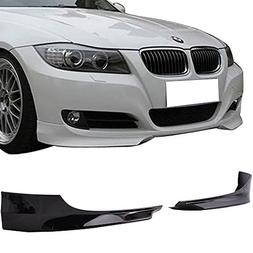 Pre-painted Front Splitter Lip Fits 2009-2011 BMW 3 Series E