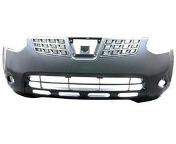 CPP Primed Front Bumper Cover Replacement for 2008-2010 Niss