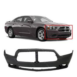 MBI AUTO - Primered, Front Bumper Cover Fascia for 2011 2012