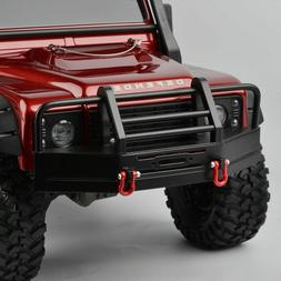 RC Car Metal Front Bumper for 1:10 Scale RC Crawler Traxxas