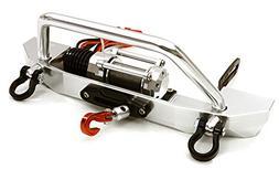 Integy RC Model Hop-ups C26990SILVER Realistic High Torque W