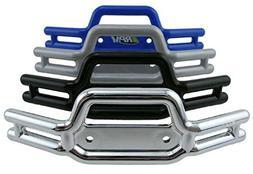 RPM Revo Front Tubular Bumper, Silver