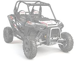 POLARIS RZR 1000 TURBO 900 BULL FRONT BUMPER BRIGHT WHITE 28