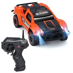 High Speed Remote Control Car, LESHP Mini Electric RC Car Of