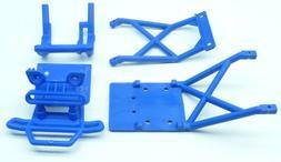 Traxxas Stampede 2wd XL-5 VXL CONVERSION Kit Upgrade BLUE BU