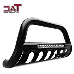 TAC LED Lighting Bull Bar for 2004-2018 Ford F150  Truck Pic