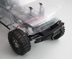 Tough Armor Winch Bumper with Grill Guard: SCX10 RC4C1160 RC