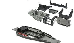 Traxxas TRA3723A Upper Chassis - Gray
