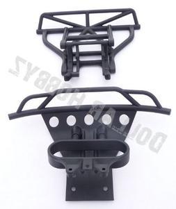 Traxxas 1/10 Slash 2WD VXL * FRONT & REAR BUMPERS & MOUNTS *