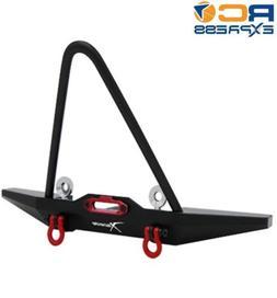 X Spede Traxxas TRX-4 Aluminum Front Bumper w/ Winch Mount X