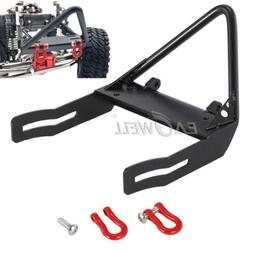 US Metal Steel Front Bumper Part For AXIAL RC4WD SCX10 1/10