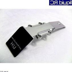 Hot Racing VXS331F08 Silver Aluminum Front Skid Plate Mini B